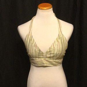 Striped Crop Top/Bralette